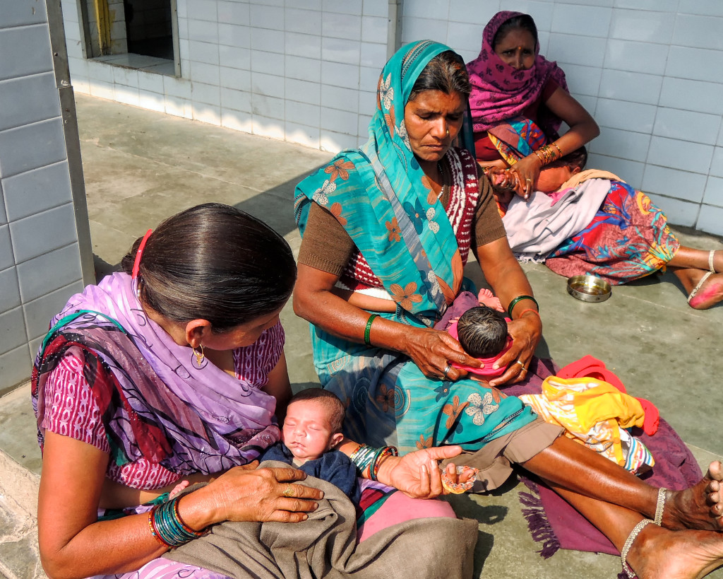 The Safe Childbirth Checklist aims to make childbirth safer for women and babies around the word by encouraging the use of essential, lifesaving childbirth practices at the health-care facility level.