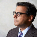 Dr. Atul Gawande calls for greater value to be placed on steady, intimate medical care. (Photo by Kelly Davidson)