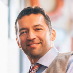 Ariadne Labs' new Chief Science and Technology Officer Nic Encina